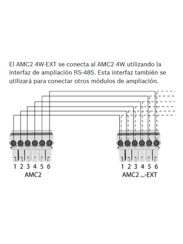 AMC2 4W-EXT. diagram 2