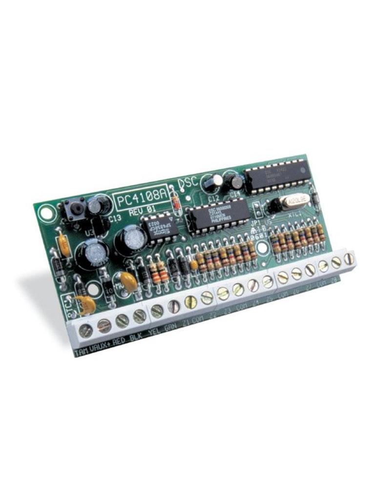 DSC PC4108 - Expansores de 8 Zonas Cableadas MAXSYS