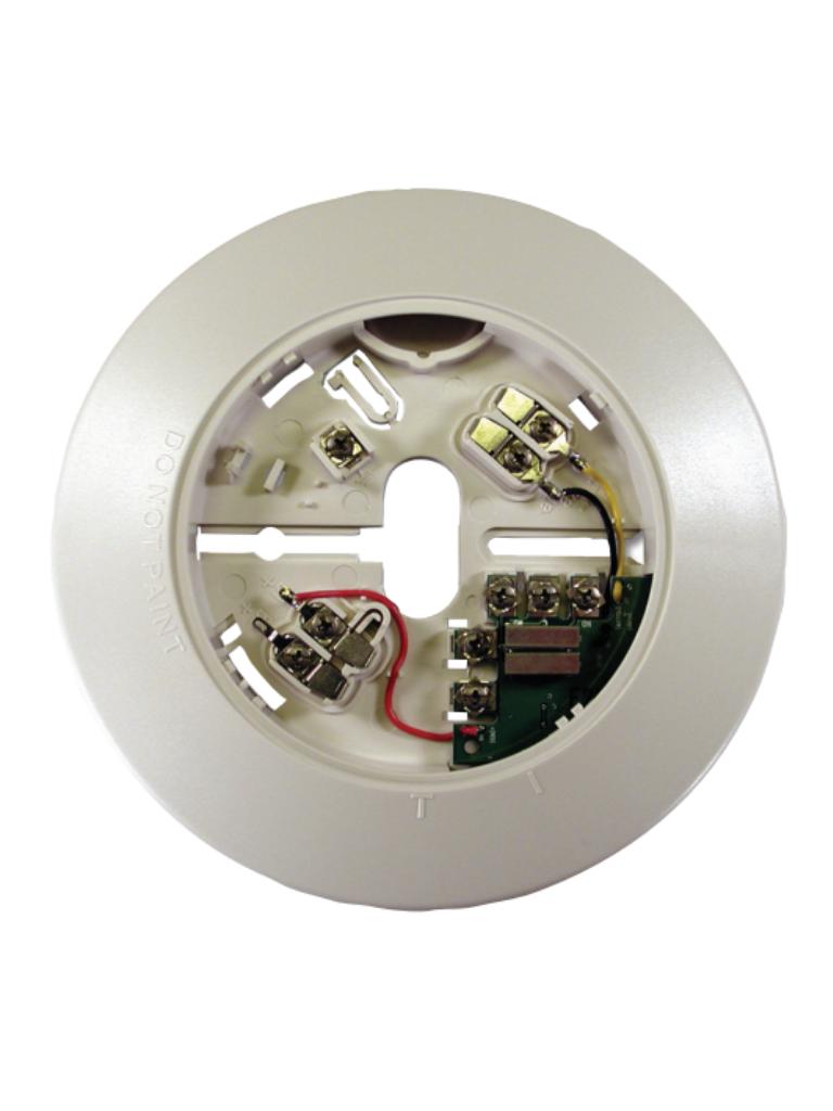 BOSCH F_F220B6C - Base de 4 cables con rele no / Compatible con detectores convencionales serie F220