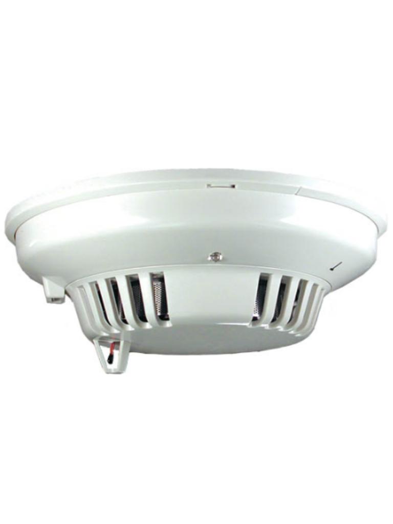BOSCH F_D273TH - Detector de humo y calor / Cuatro cables / 57 Grados centigrados