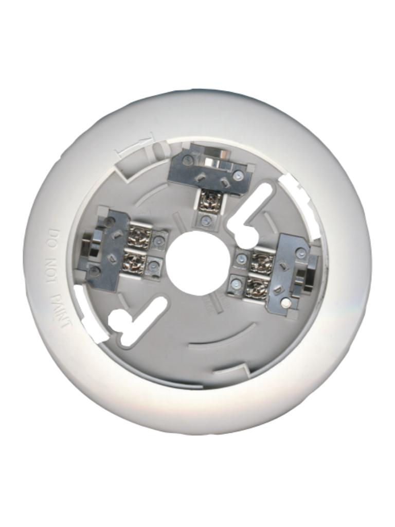 BOSCH F_D7050B6 - Base para detectores de humo direccionable / Compatible con D7050 D7050TH