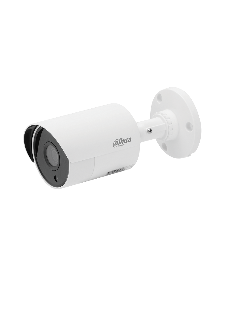 DAHUA HFW1400SL36 - Camara bullet  HDCVI 4 megapixeles / CVBS / Ir 30M / Lente 3.6 mm / IP67 / BLC / DWDR / Smart ir / AGC