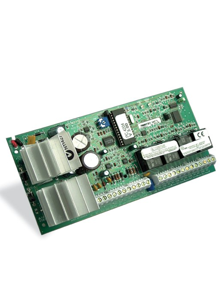 DSC PC4204CX - MAXSYS power supply/4-relay output/COMBUS extender module.