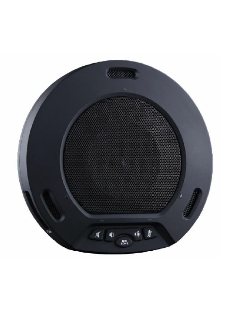 DAHUA HVCSMCA200- MICROFONO OMNIDIRECCIONAL/ AUDIO ALTA FIDELIDAD/ USB 2.0/ AUDIO DIGITAL/ CANCELACION DE ECO/
