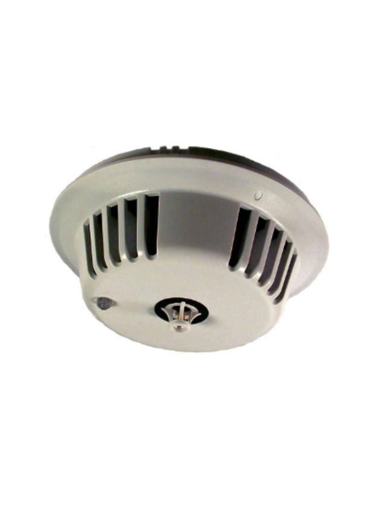 BOSCH F_F220190F - Detector de calor ACTIVACIÓN a mas de 89°C. / Convencional / Dual color  LED / Sin base