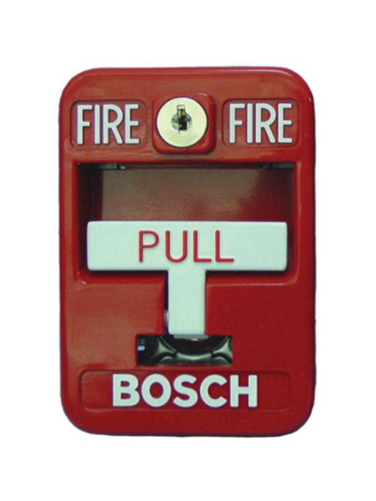 BOSCH F_FMM462- ESTACION MANUAL COLOR ROJO/UL/ ACCION UNICA/ POPIT