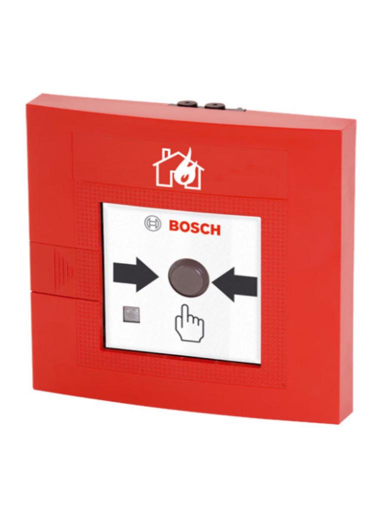 BOSCH F_FMC210SMGR - Estacion manual color roja tecnologia LSN / Para uso interior