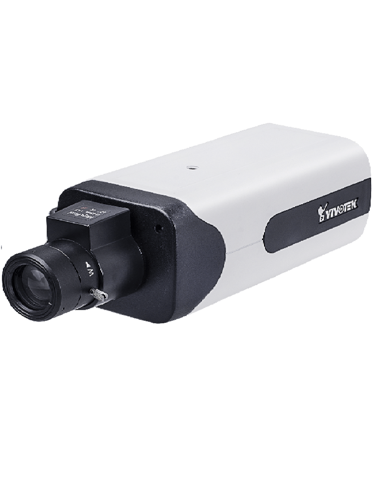 VIVOTEK IP816ALPC - Camara IP profesional 2  MP full  HD / 12-40 mm / WDR Pro / SNV / 3DNR / EIS /  PoE / BACK FOCUS / P iris