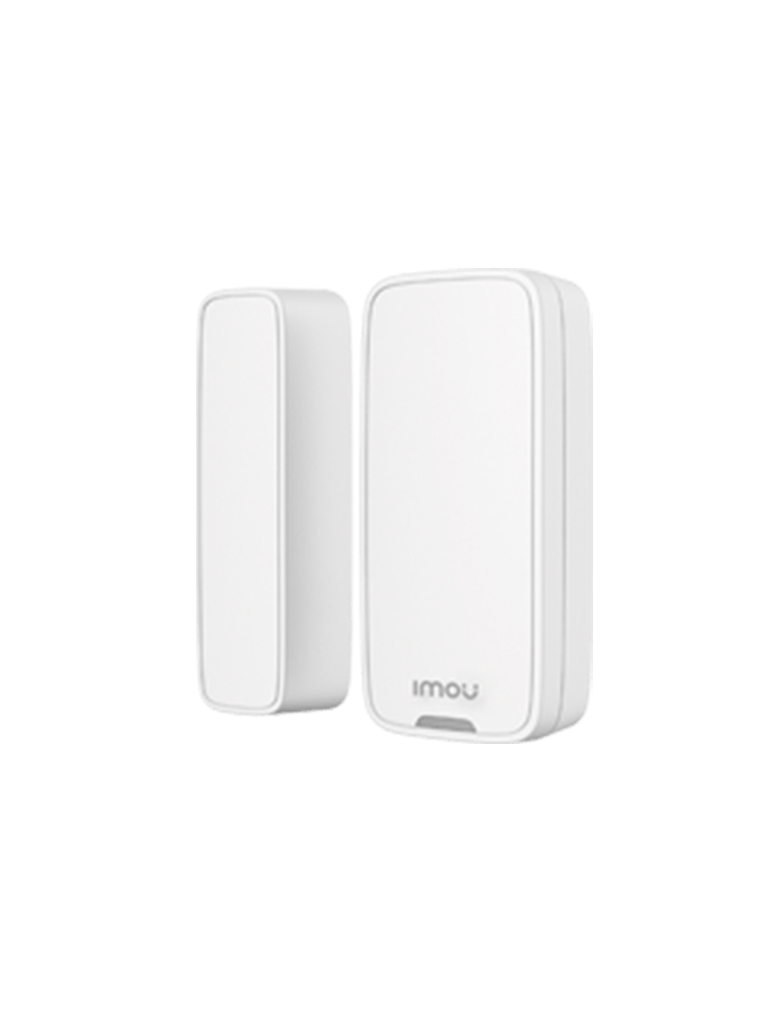 IMOU DOOR CONTACT - Contacto Magnetico Inalambrico/ Rango de deteccion 25-45 mm/ Indicador Led/ 433Mhz/