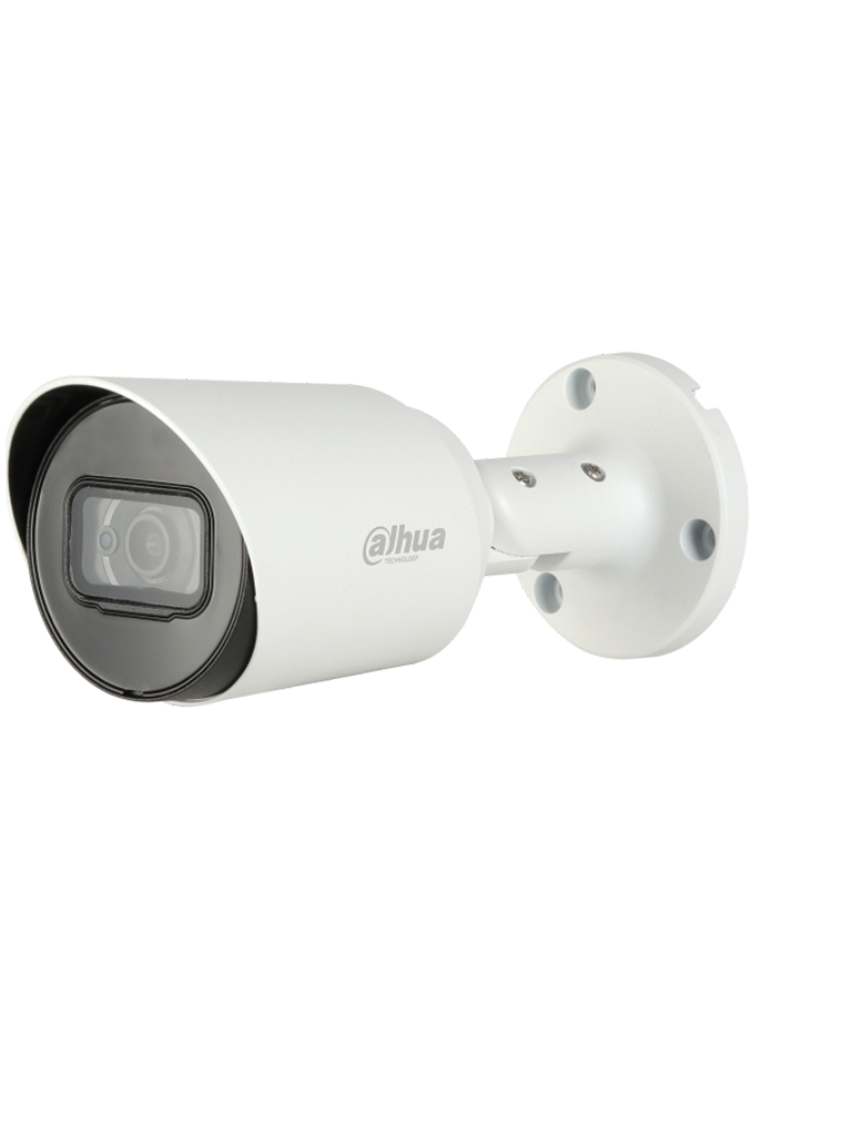 DAHUA HFW1200TA28 - Camara bullet  HDCVI  1080p / TVI / A HD / CVBS / Lente 2.8 mm / Angulo de vision 103 grados / Audio integrado / Smart ir 30M / IP67 / Metalica