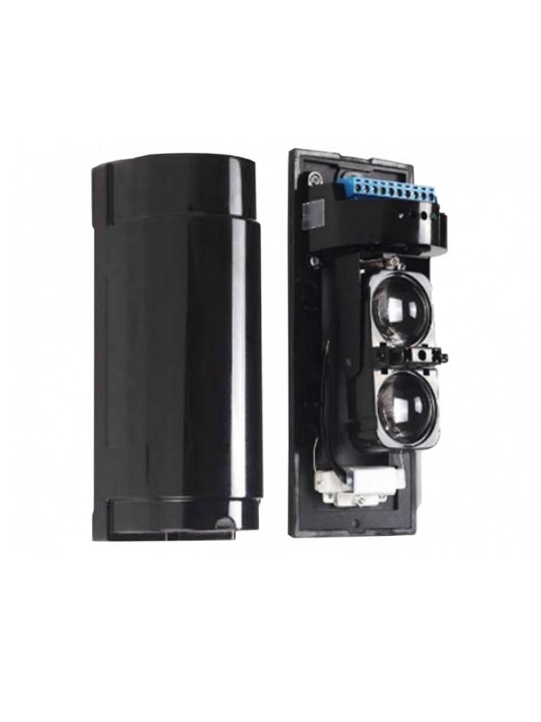 IHORN LHP60DIN- Detector por doble haz de luz (fotocelda) / Distancia hasta 60  Mts / Velocidad de respuesta 50mS / 12 VDC compatible con paneles IHORN / RISCO / DSC / BOSCH.
