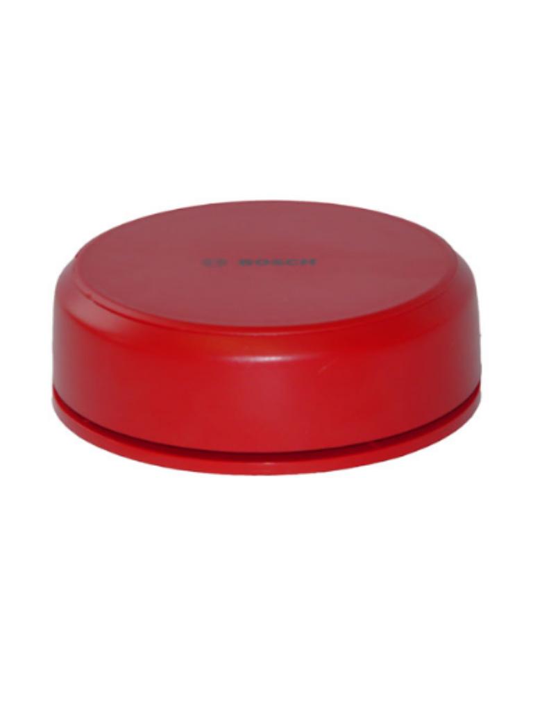 BOSCH F_FNM420ABSRD - Sirena de base para interior color roja