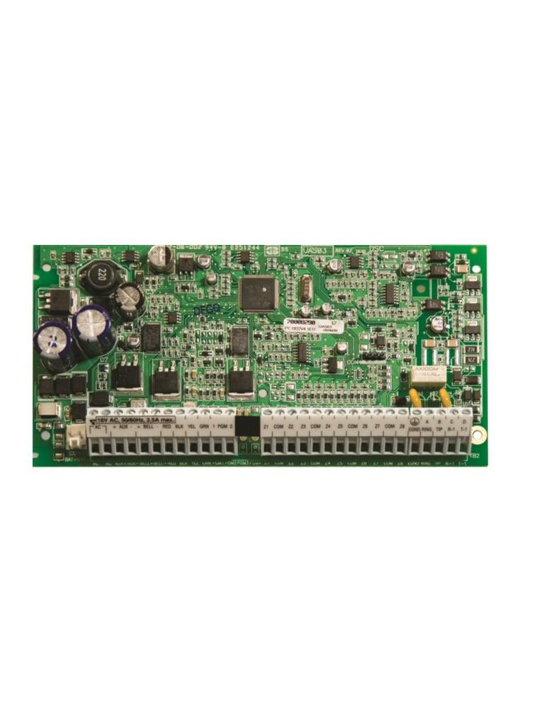DSC PC1832PCBSPA - SERIE POWER Tarjeta de alarma 8 / 32 Zonas.