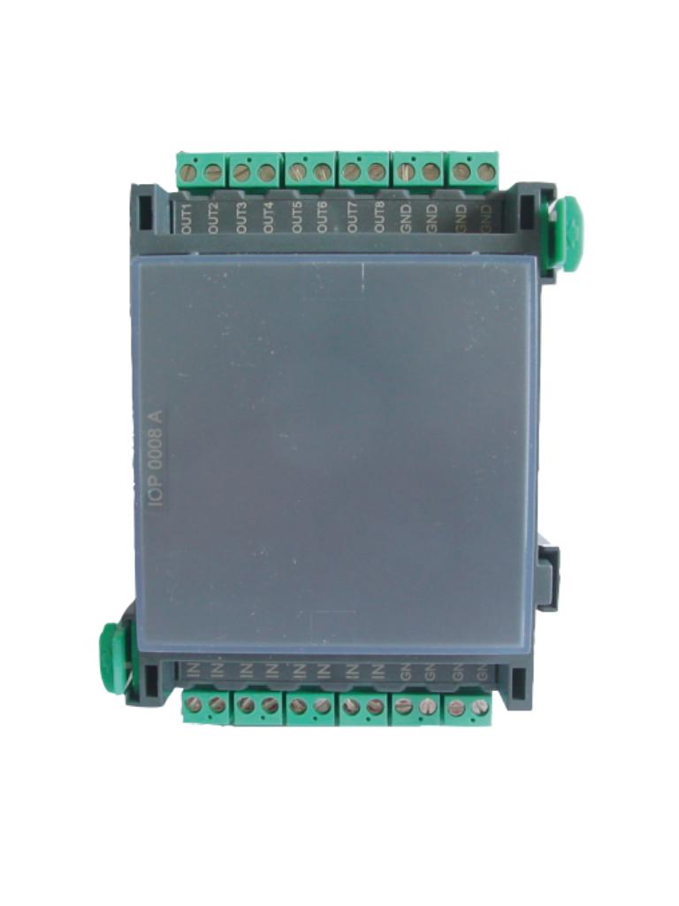 BOSCH F_IOP0008A - Modulo de entrada y salida / Compatible panel FPA5000