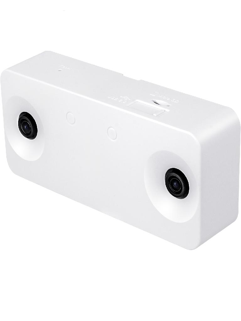 VIVOTEK SC8131 - Camara IP 2 MP / Conteo de personas / Tecnologia 3D / Alta precision /  PoE/ #covid19