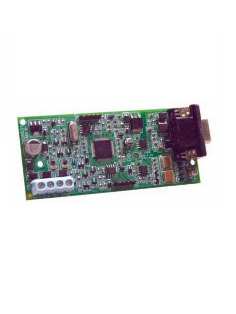 DSC IT100 -  Modulo Serial para Integración de Serie Power con aplicaciones de automatización de terceros.
