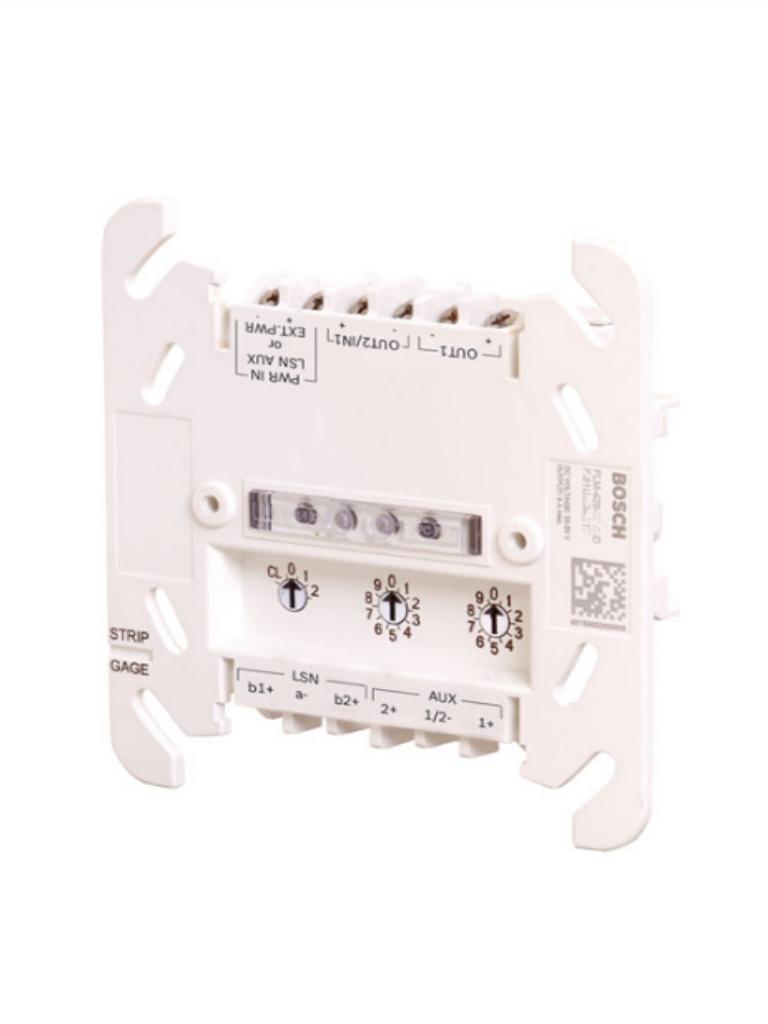 BOSCH F_FLM4204COND - Modulo de interconexion convencionales de cuatro cables / Compatible FPA5000