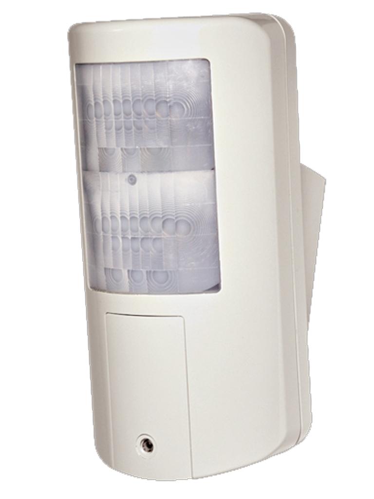 RISCO RK350DT - BEYOND Sensor De Movimiento Exterior / Cableado Por BUS / Ideal Para Ambientes Con Temperaturas Altas / Inmunidad Luz Directa, Polvo y Lluvia.