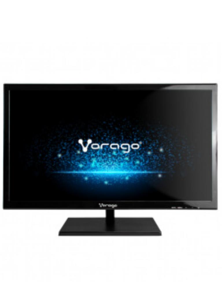 VORAGO W236302- Monitor led de 24 pulgadas/ Resolucion de 1920 X 1080/ Entrada de video HDMI/ VGA/ Brillo 250 CD/M2/ Estándar vesa