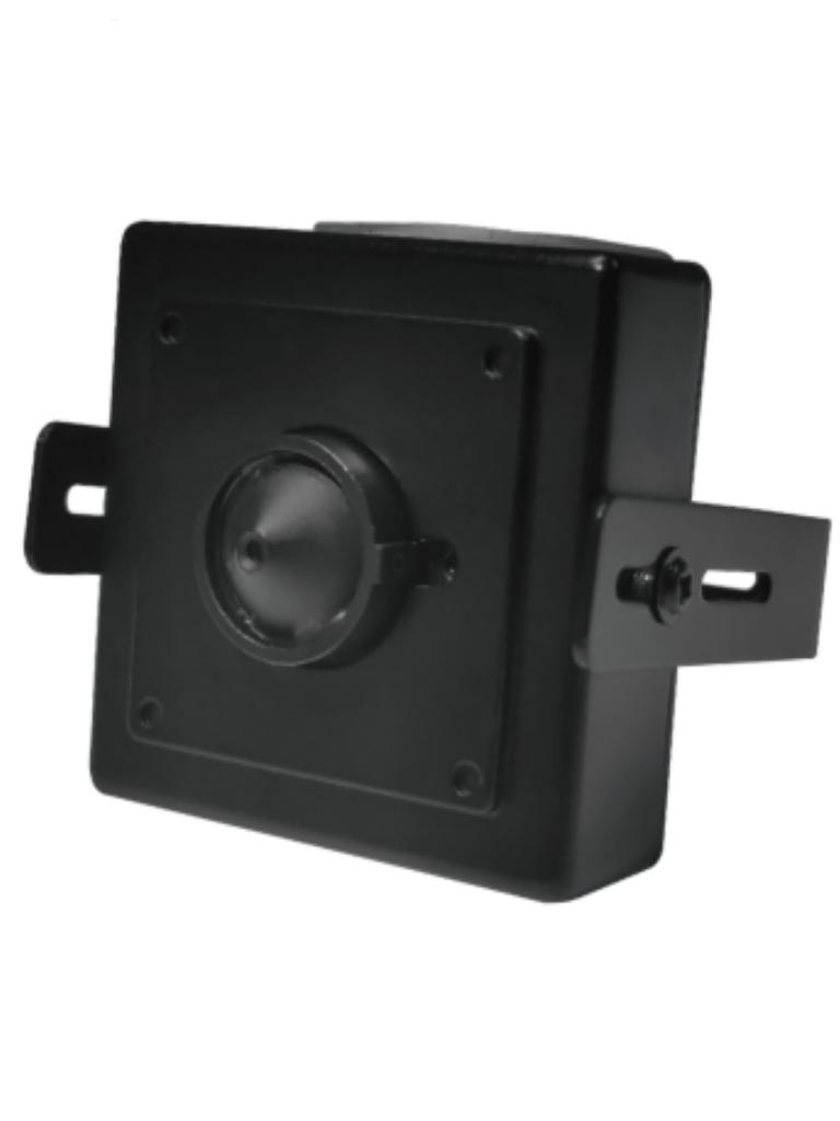 SAXXON TECH ZMC3780PH- Mini camara HDCVI 1080P/ TVI/ AHD/ Lente fijo 3.7mm pinhole/ Angulo de vision 90 grados/ Interior
