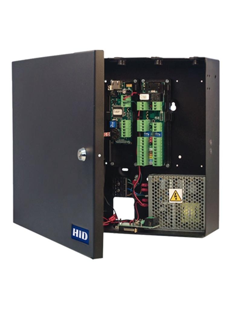 HID ACW2XN - Panel de control de acceso / Interfaz web para administracion / Modulo para conexion de 2 lectores / Expandible a 8 puertas / 1000 Usuarios