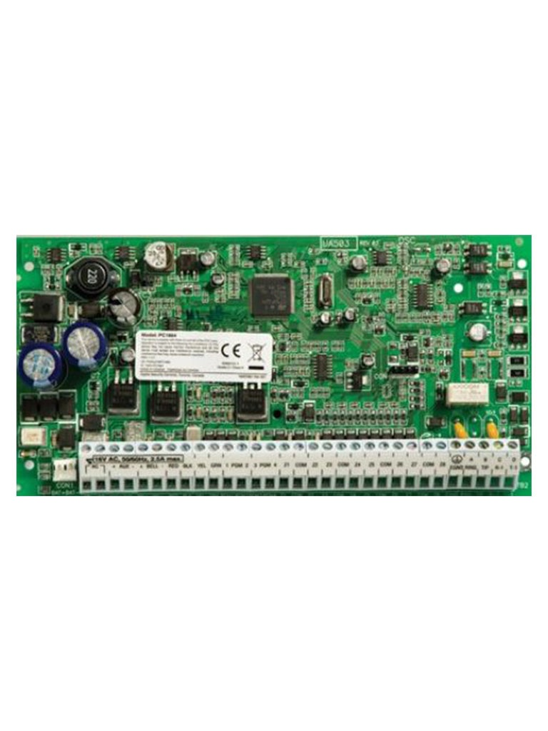 DSC PC1864PCBLAT - Panel de Control PowerSeries PC1864 Version 4.24