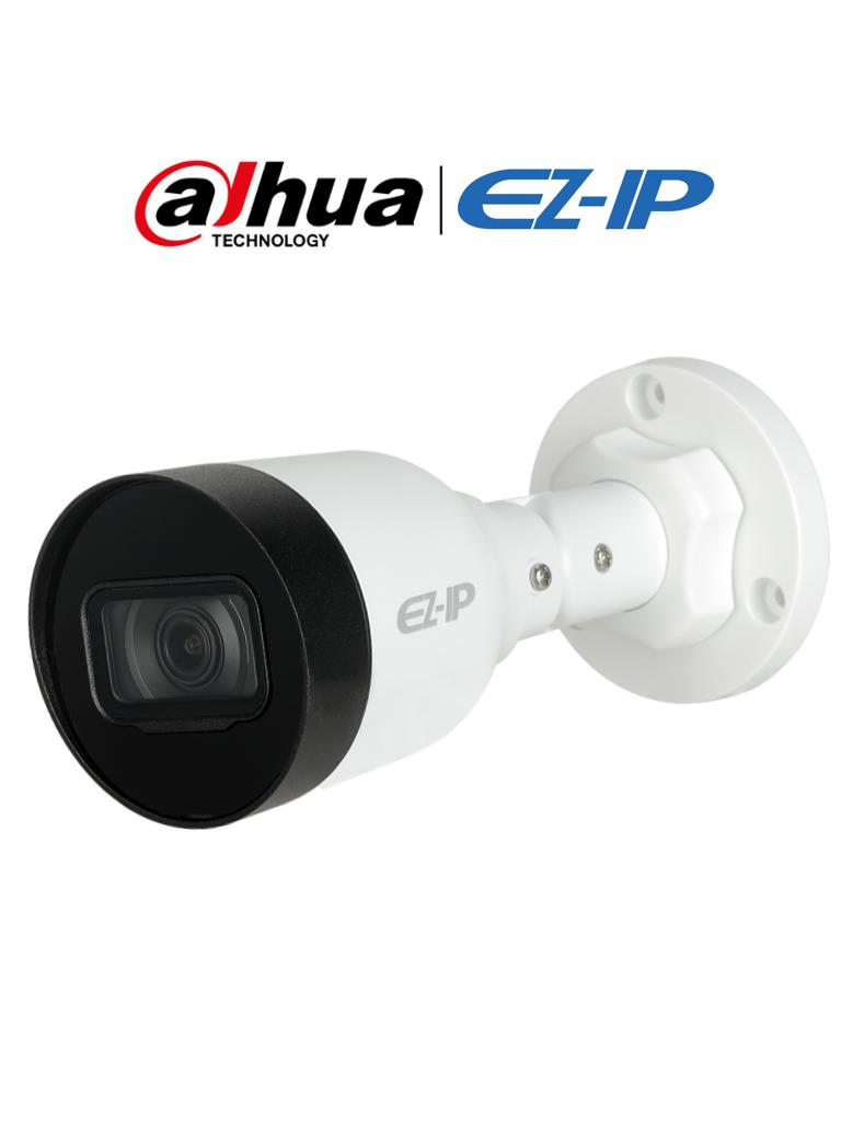 DAHUA EZIP B1B40-28 - Camara IP Bullet 4 MP/ Lente 2.8 mm/ Angulo de Vision 101 Grados/ H265+/ Luz ir 30 metros/ IP67/ PoE/ DWDR/ HLC/ ONVIF/ #NuevoPrecio