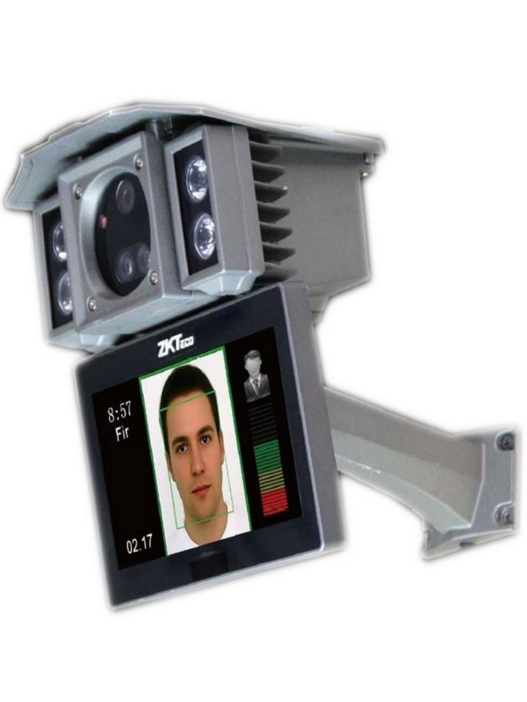 ZKIP BIOCAM300 - Camara IP 2  MP / WEB SERVER IE / CMOS 1 / 3 / Sensor de movimiento / CTRL De asistencia / CTRL Acceso