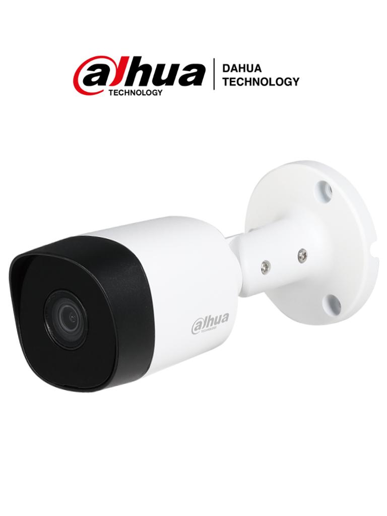 DAHUA COOPER B2A41 - Camara bullet  HDCVI 4 MP / TVI / A HD / CVBS / Lente 2.8 mm / Smart ir 20  Mts / IP67 / Apertura lente 97 grados / Metalica/