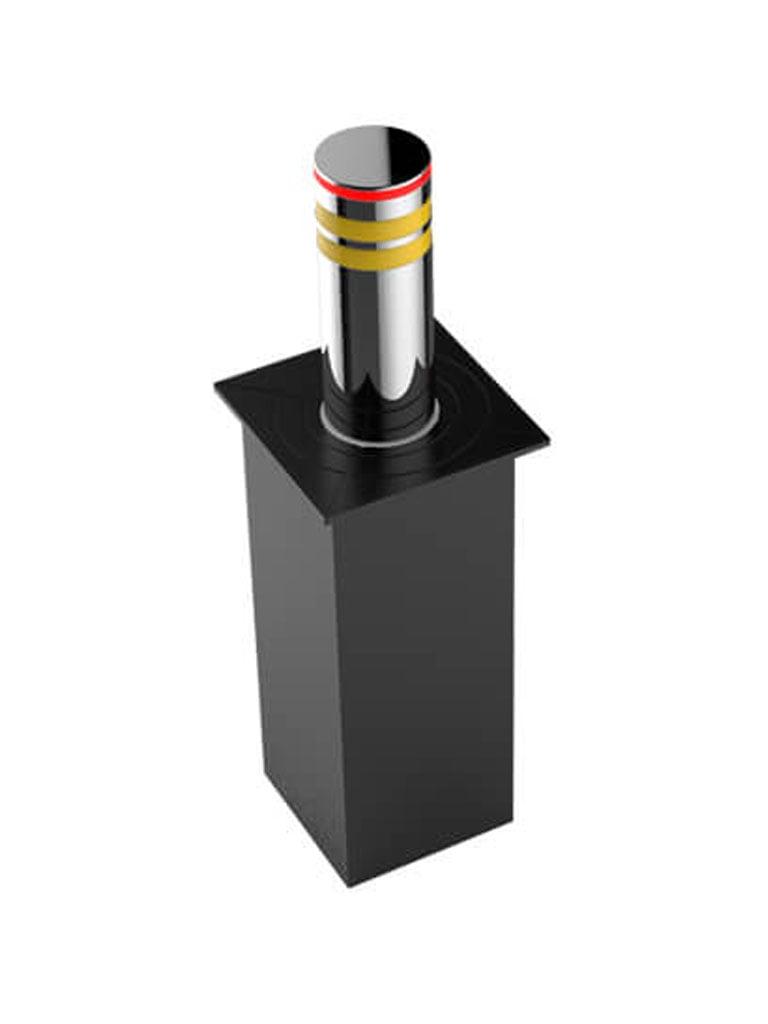 ZKTECO BOL1219A - BOLARDO PARA CONTROL VEHICULAR/ CON DE RESISTENCIA DE HASTA 500 KGS/ MODELO X4001 ZKTECO/ CON LOGO/ FUENTE DE ENERGIA TIPO AMERICANA