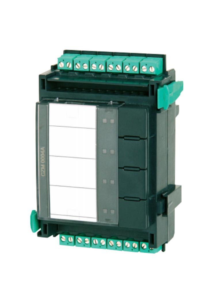 BOSCH F_CZM0004A - Modulo convencional de 4 zonas
