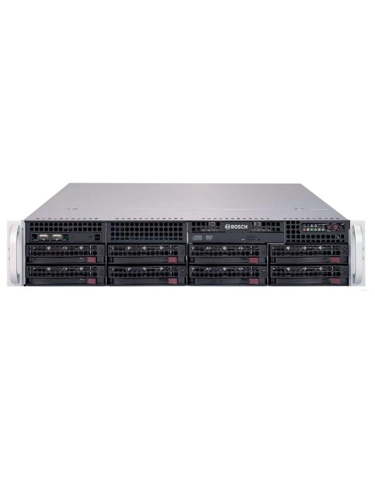 BOSCH V_DIP72GC16HD- DIVAR IP 7000 AIO/ Capacidad de 96 TB/ 2U/ Hasta 256 Canales con licenciamiento adicional BVMS