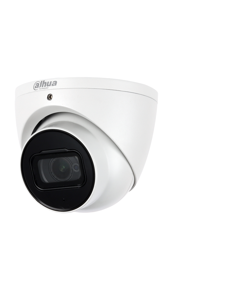 DAHUA HDW2501TA36 - Camara domo  HDCVI 5 MP / 4 MP / STARLIGHT 0.005 Lux color / WDR Real 120 dB / Lente 3.6 mm / Smart ir 50  Mts / IP67 / Audio integrado / Metalica