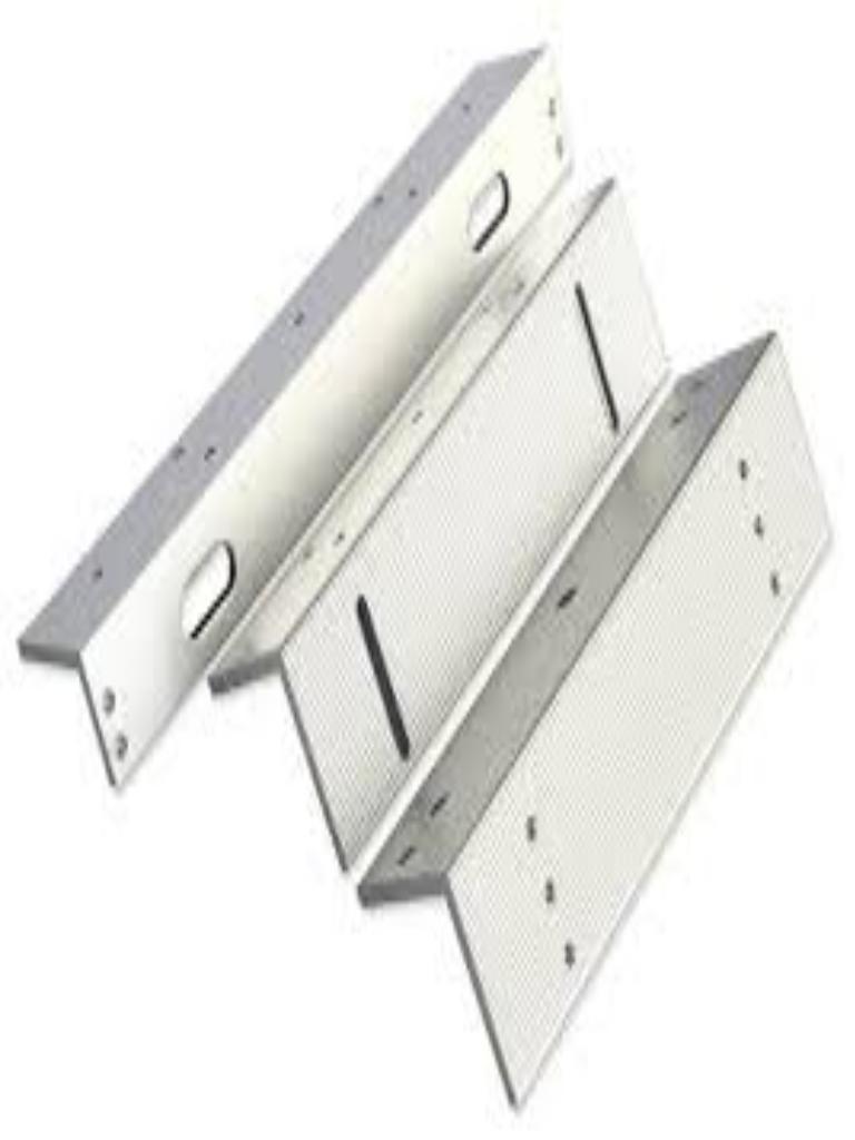 ZKTECO LMB280ZL - Soporte ZL para instalación de cerradura magnética con clave ZKT0850002/ #NuevoZK