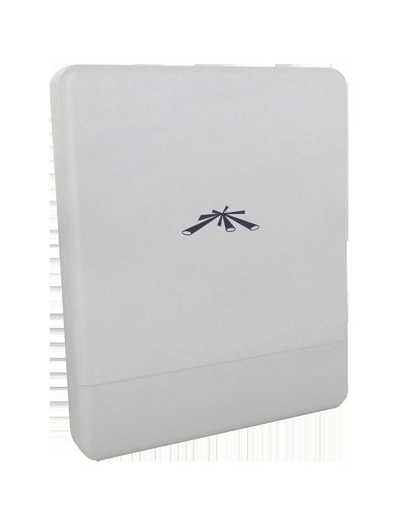UBIQUITI NANOSTATION LOCOM900- RADIO CON ANTENA INTEGRADA AIRMAX 900MHZ / EXTERIOR/ MIMO/ ANTENA PANEL 8DBI/ 28DBM/ RENDIMIENTO HASTA 150MBPS