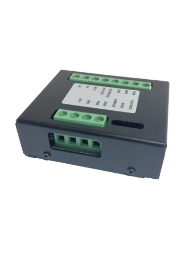 DAHUA DEE1010B - Modulo para controlar segunda puerta / Compatible con videoportero DAHUA VTO6210,VTO2111,VTO2000 /  RS485
