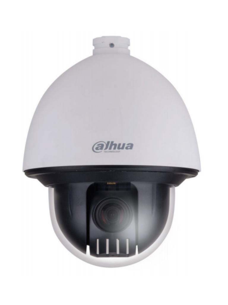 DAHUA SD60430IHC - Camara PTZ de 4 MP  HDCVI / Zoom optico 30X / TVI / A HD / CVBS / WDR Real / 3DNR / HLC / IP67 / IK10 / 300 PRESETS / 8 TOUR / 5 PATRULLAJES