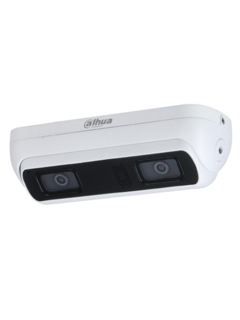 DAHUA IPCHDW8341X3D - Camara IP 3 MP / Conteo de personas / Tecnologia 3D / Alta precision / H265+ /  PoE / IP67 / Lente 2.8 mm / IVS / Ir 10 Mts