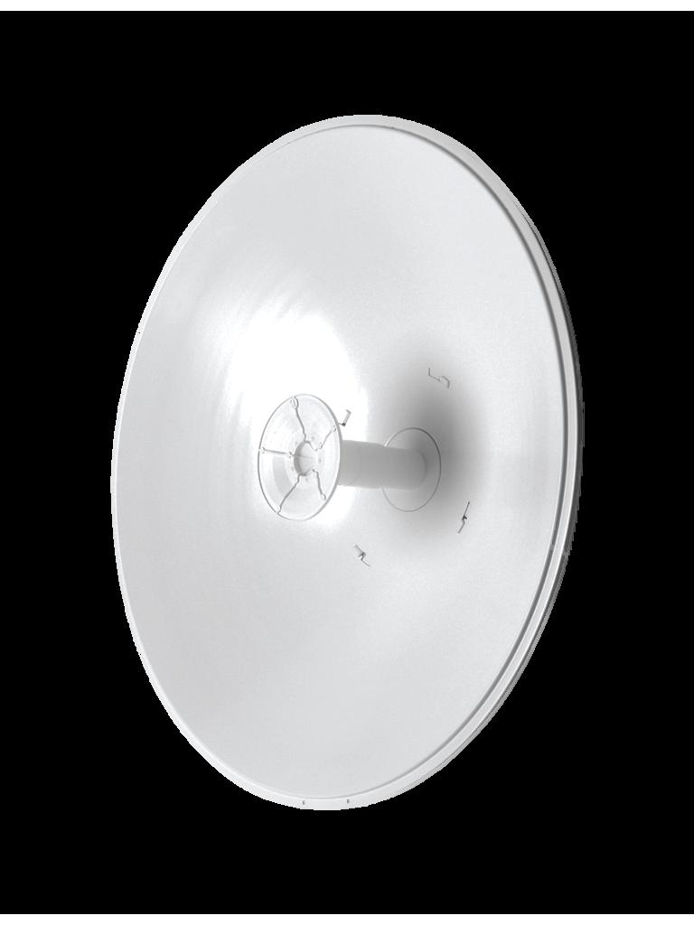 UBIQUITI ROCKETDISH RD5G30LW - Antena Direccional para Radio Conectorizado / 5.8GHz / Ganancia 30 dBi / MIMO / Diseño Ligero