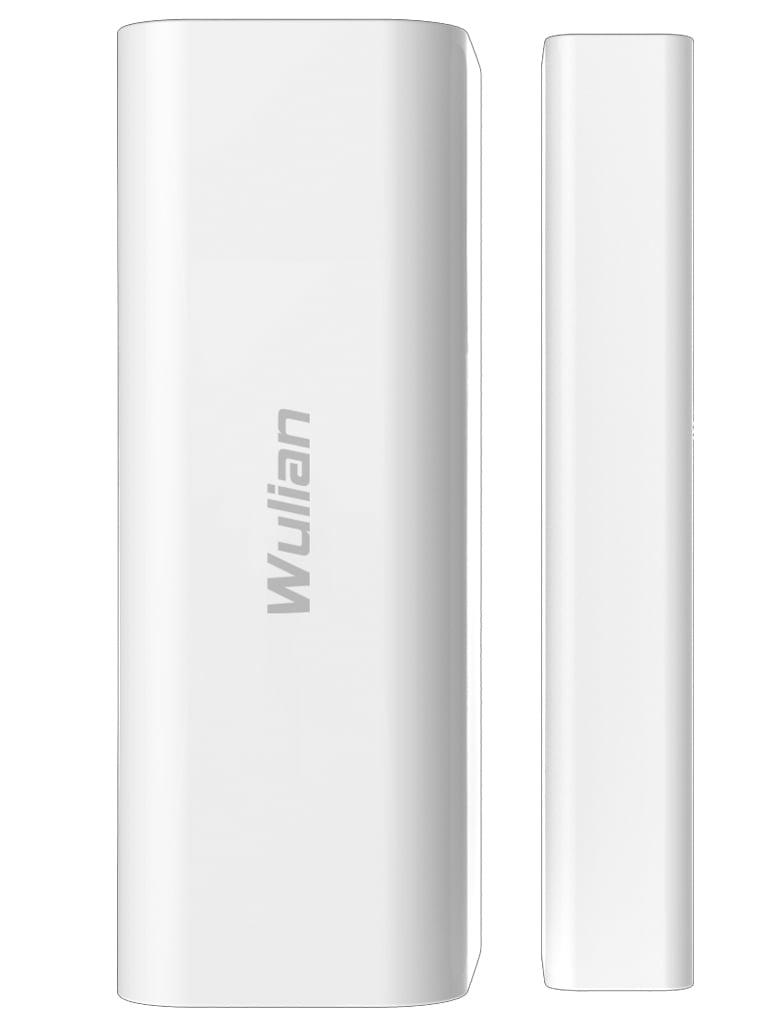 WULIAN DOORDETECTOR - Contacto Magnético Inteligente para Puerta o Ventana /  Zigbee / Envía Alertas con cada Evento de Intrusión y Vincula con otros Dispositivos Wulian.