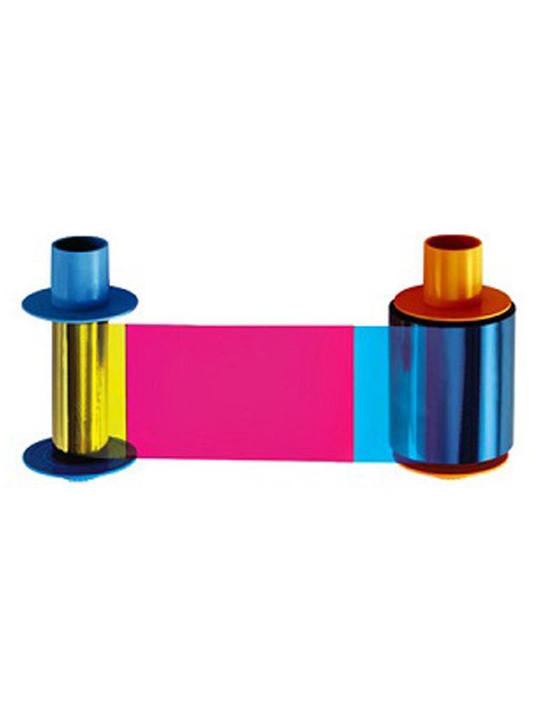 HID CINTA45610 - Cinta para impresora DTC1500 / Con tinta YMCKO / 500 Impresiones a una cara / 250 En impresiones a doble cara