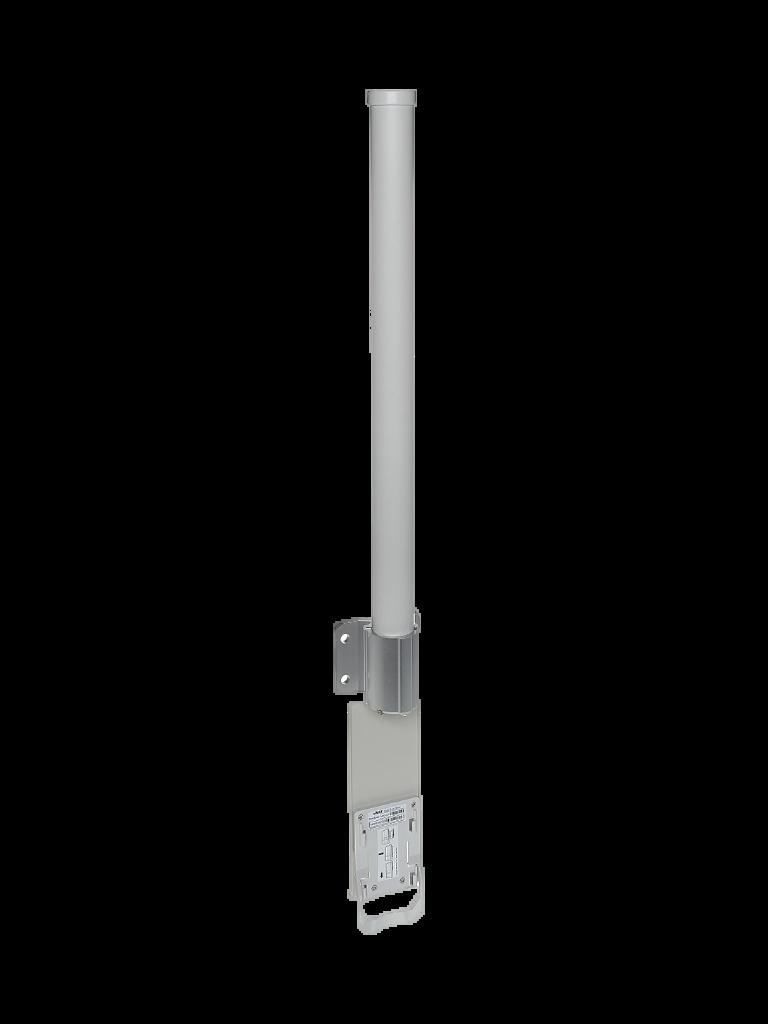 UBIQUITI AMO5G13 - Antena Omnidireccional para access point / 5.8GHz / Ganancia 13 dBi / 2 Conectores SMA hembra inverso