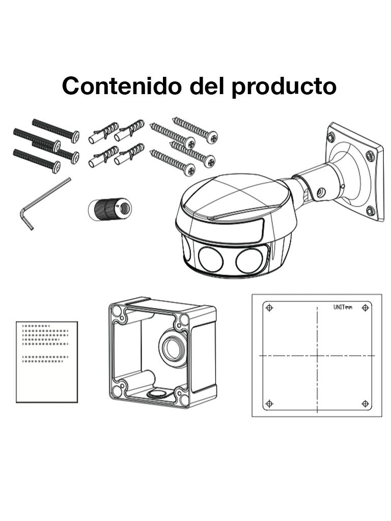 contenido del producto