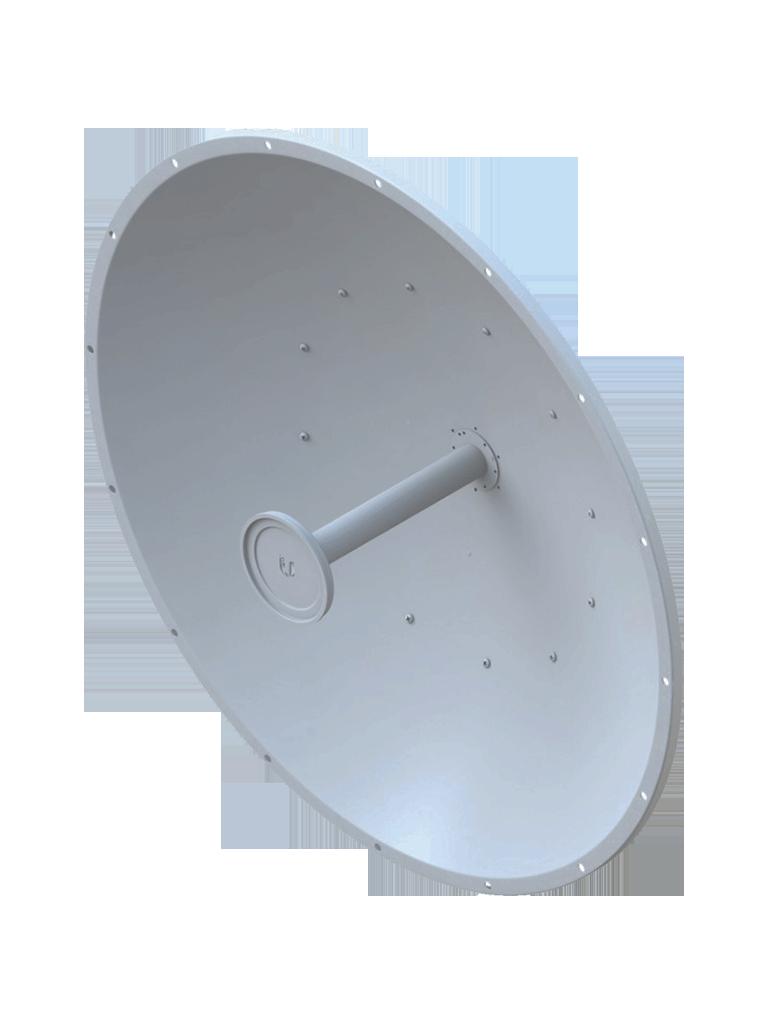 UBIQUITI AF5G34S45 - Antena Direccional AirFiber X para Radio Conectorizado / 5GHz / Ganancia 34 dBi / MIMO / Compatible con AF5X y AF5XHD