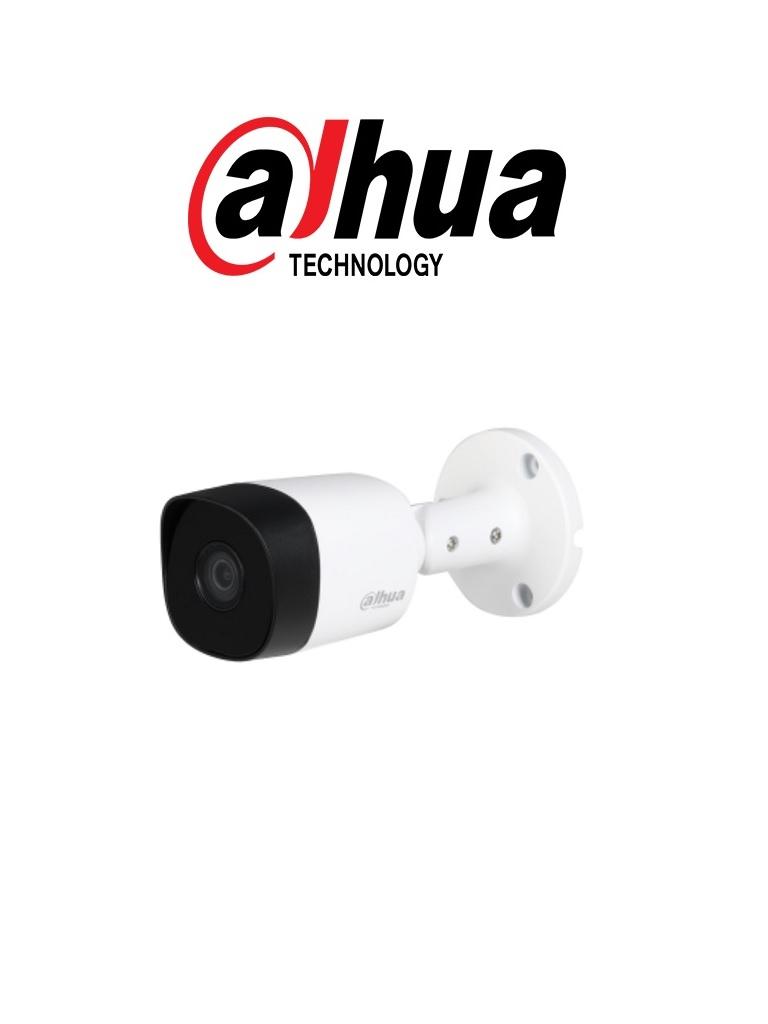 DAHUA COOPER B2A11- CAMARA BULLET HDCVI 720P/ CVBS/ LENTE 2.8MM/ SMART IR 20 MTS/ IP67/ METALICA