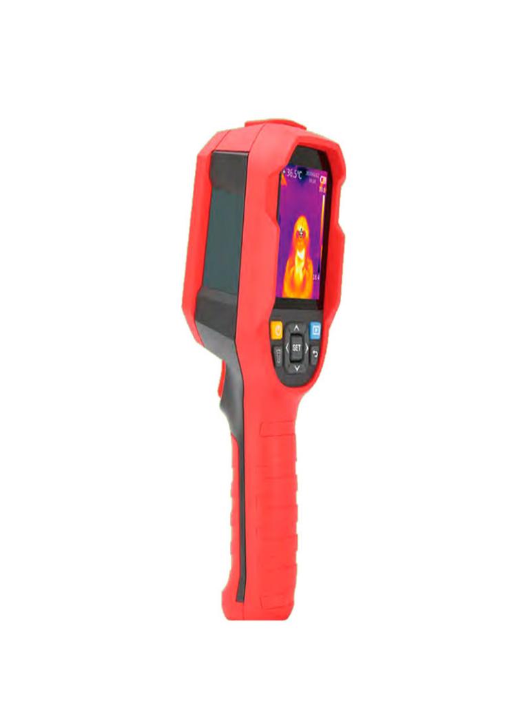 ZKTECO ZK-178K - Cámara Térmica Infraroja de Luz Visible / Medición de Temperatura / Antipandemia / Sensor UFPA  /Alarma de Alta Temperatura / No incluye Accesorio de Montaje /  #COVID19