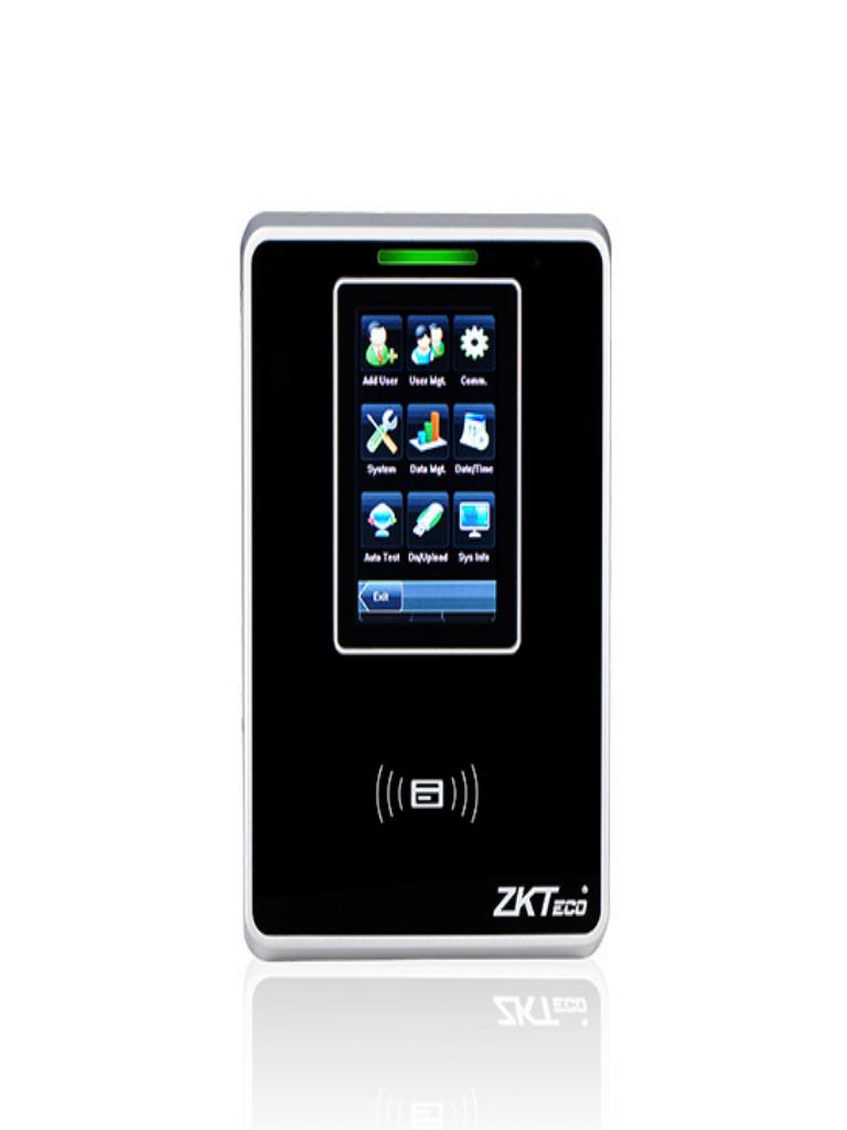 ZKTECO SC700 - Control de Acceso de Tarjetas / 30000 Tarjetas  ID / Pantalla a Color