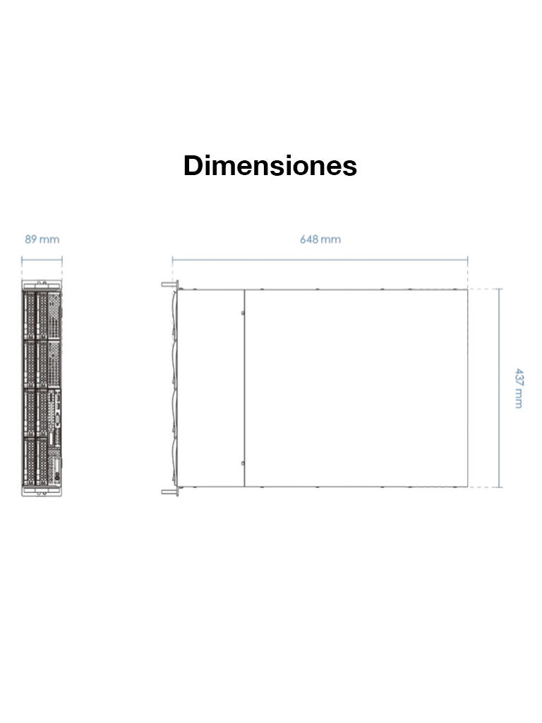 dimensionesnr9581
