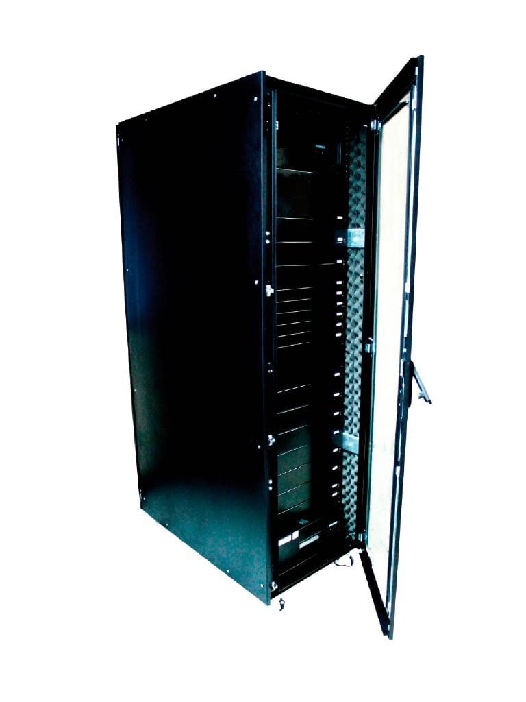 LACES LA300SP421934 - Gabinete de red SILENT pro / 42 UR / 34 UR Utiles / Insonorizado / Capacidad de carga 1000 Kg