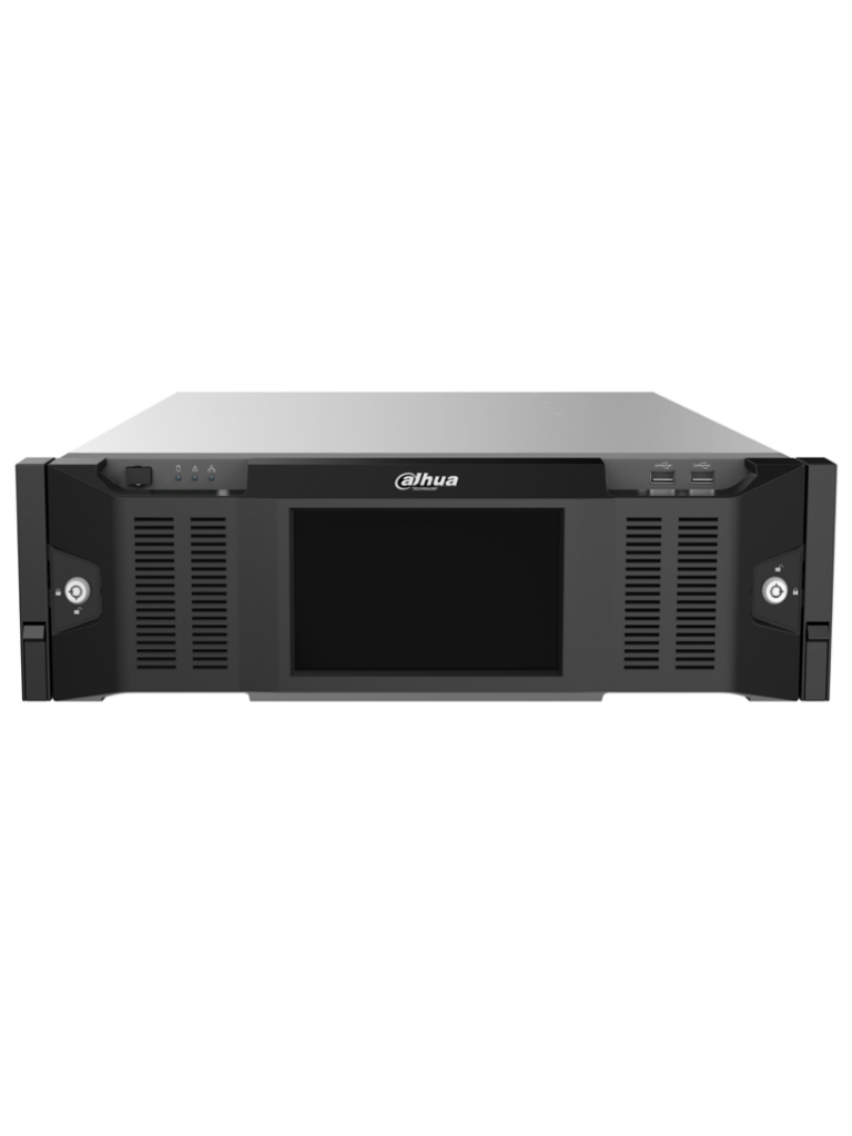 DAHUA DSS7016DS2 - SERVIDOR ADMINISTRACION REMOTA DE DISPOSITIVOS/  2000 CANALES/  15 SATA/ LINUX/ 700MBPS/ SOPORTA ANPR/ IP/ NVR/ DVR/
